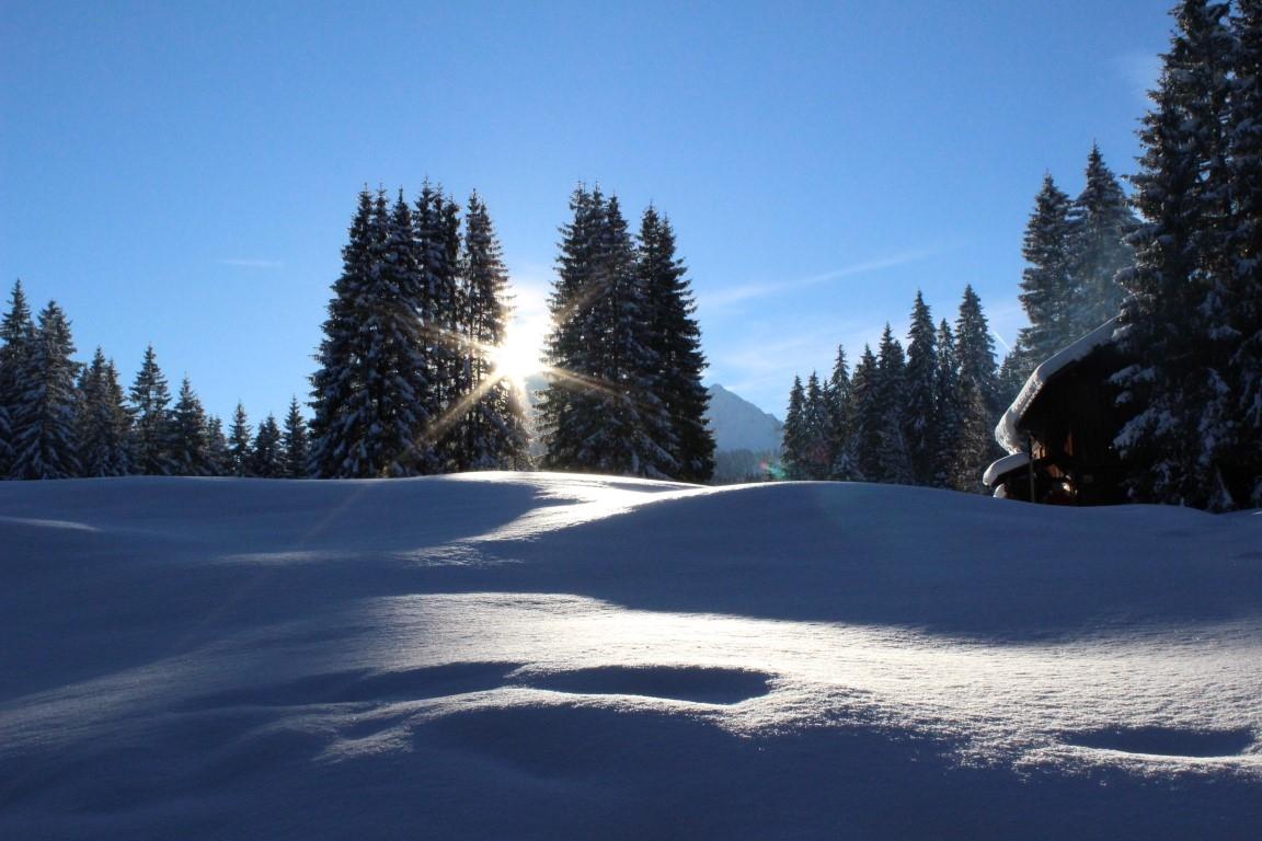 Winter im KWT