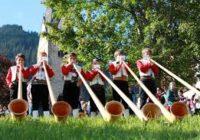 Der Klang der Berge – Alphornfestival im Kleinwalsertal